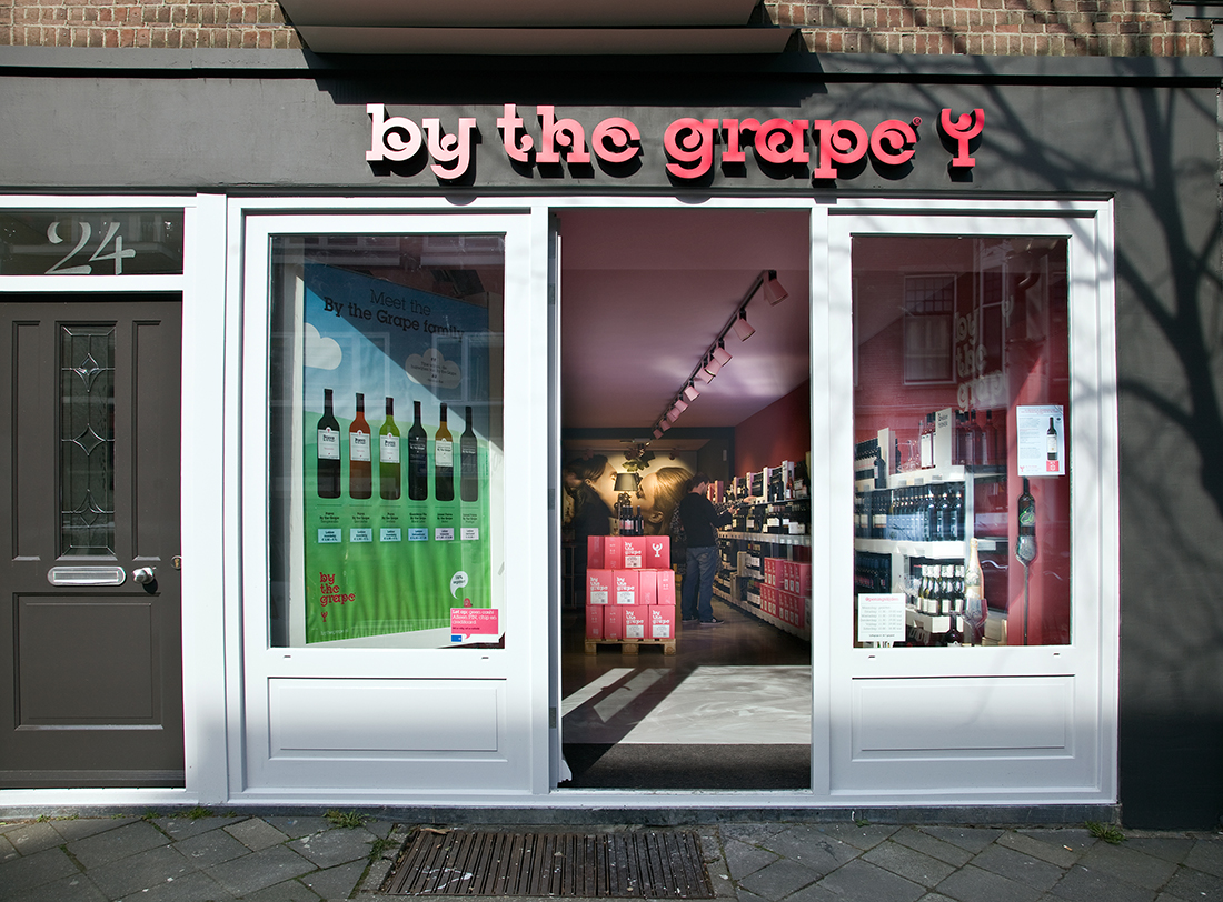 By the Grape - winery