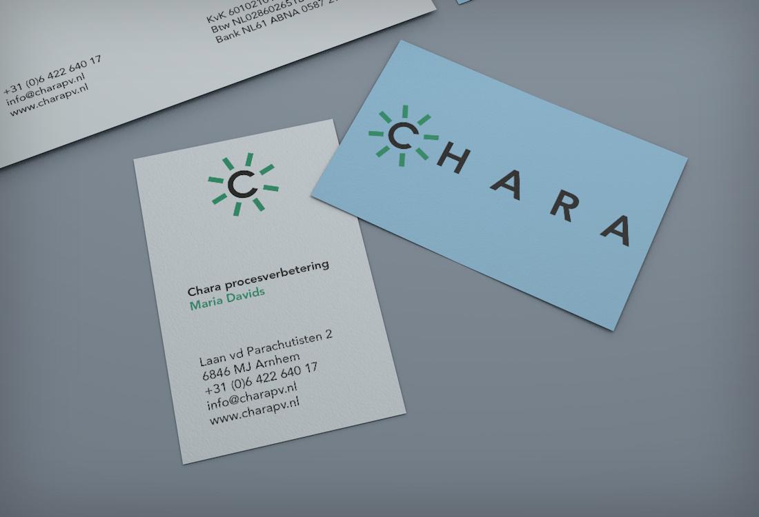 Huisstijl voor Chara procesverbetering