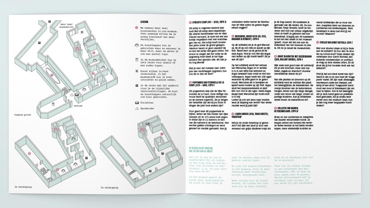 Ontwerp familiespel voor Centraal Museum Utrecht