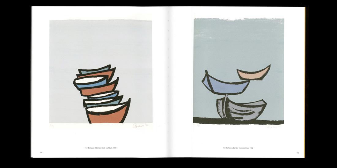 Boek 'Grafiek / Wally Elenbaas'