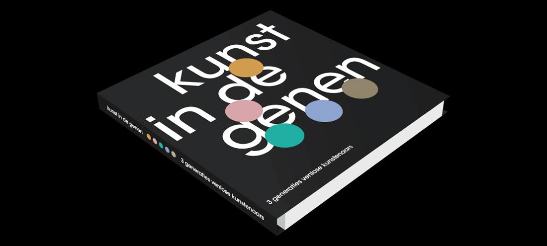 Ontwerp tentoonstelling 'Kunst in de genen'