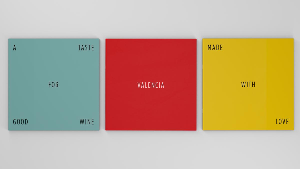 Brochures voor Neleman Wines