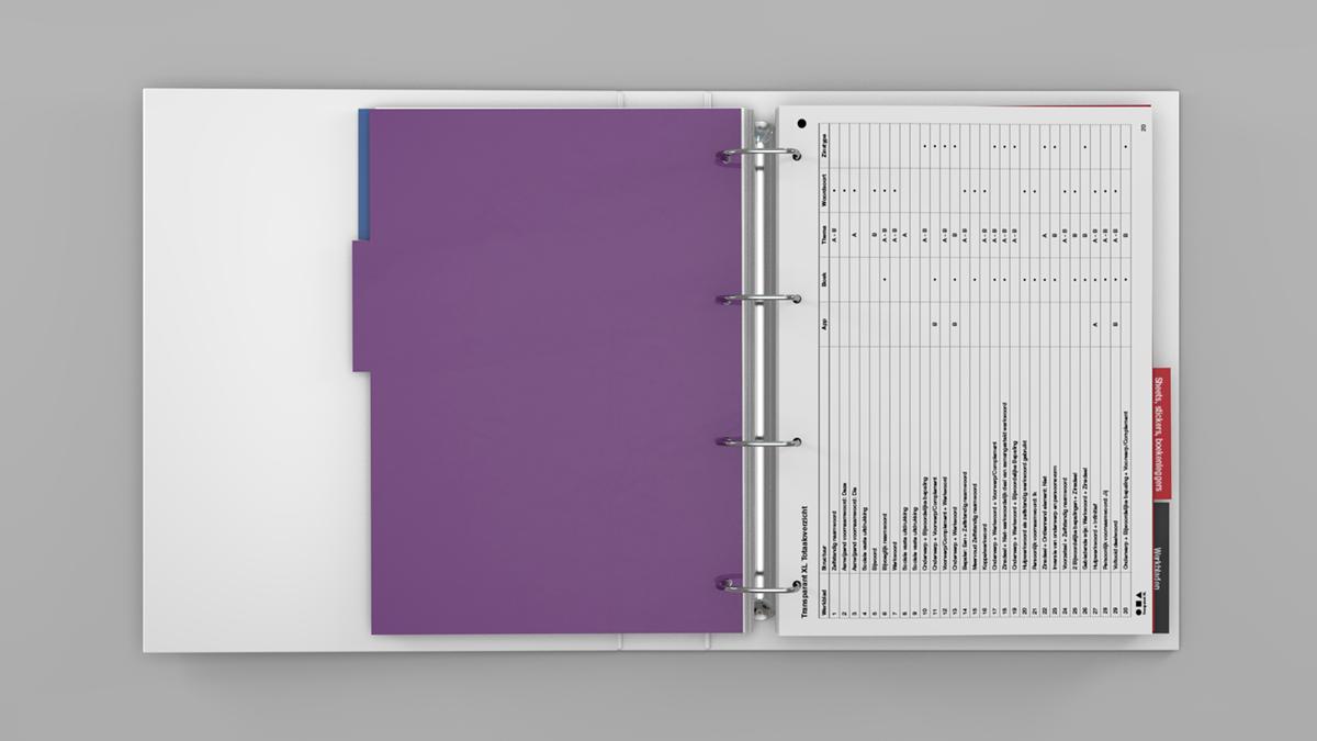 Transparant XL, een oefenprogramma voor taalontwikkeling
