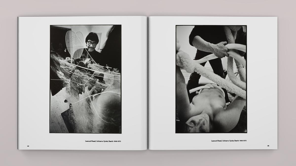 Boek 'Tajiri meets Sabine Weiss & Leonard Freed'