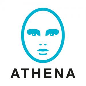 Huisstijl Athena film & opleiding