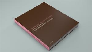 Boekontwerp voor 'Spreek zacht als je van liefde spreekt' van Ria Lap